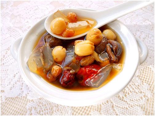 Che Sam Bo Luong Sweet Soup Provides Incredible Health