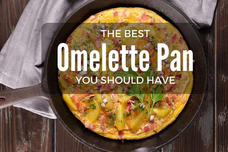 The Best Omelette Pan